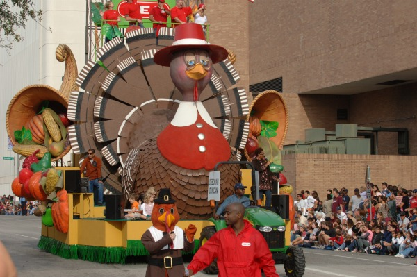 Houston Holiday Parade