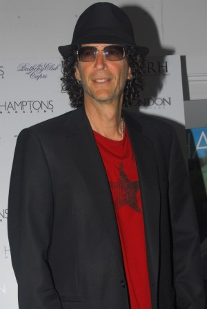 Howard Stern is cagey on Americas Got Talent rumors