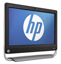 HP TouchSmart All-in-One
