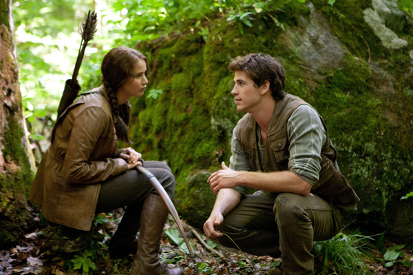 Hunger Games movie still image