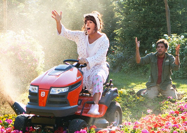 Adam Sandler road Jack and Jill into the box office top three