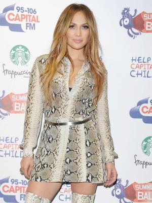 """Jennifer Lopez: """"A little extra meat"""""""