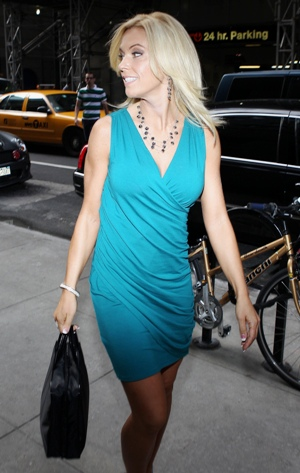 Kate Gosselin blogs for Coupon Cabin