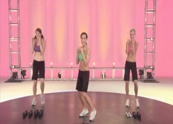Lindsay Brin's Boxer Shuffle Cardio