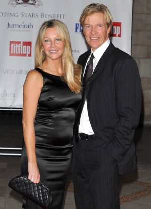 Heather Locklear & Jack Wagner split