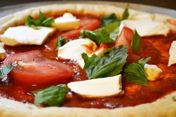 Marghertia pizza recipe