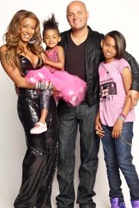 Family drama for Mel B