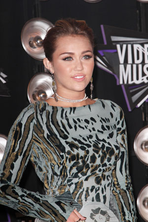 Miley Cyrus' Veteran's Day surprise