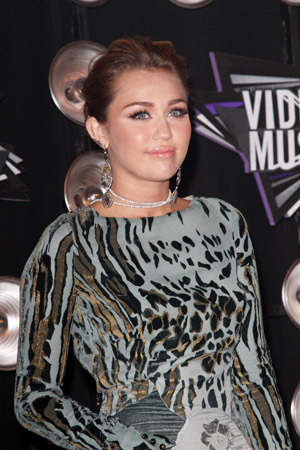Miley Cyrus talks weed at birthday party
