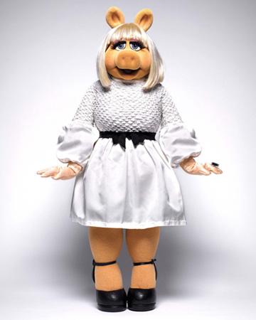 Mega Muppet beauty