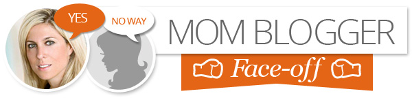 mom blogger header