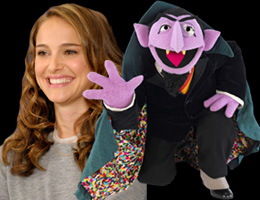 Natalie Portman and the Count