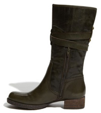 Naya Saffron boot