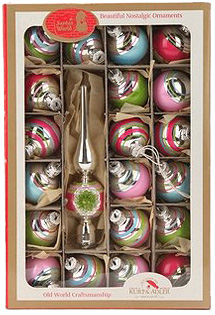 Urban Outfitters Nostalgic Christmas Ornaments