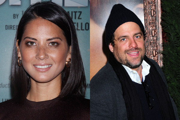 Olivia Munn and Brett Ratner used to date