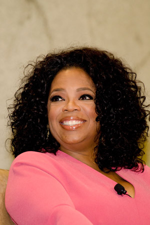 Oprah Winfrey's first class is graduating
