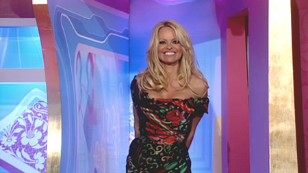 pamela anderson to play virgin mary