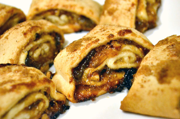 Pecan pinwheels