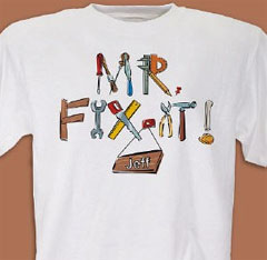 Mr. Fix-It tee