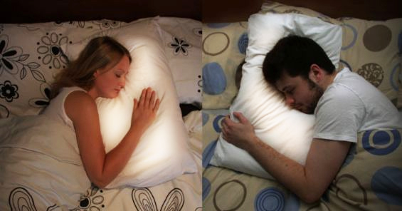"The new ""pillow talk"""
