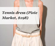 tennis dress