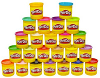 Play-doh 24-can fridge pack (Target, $15)