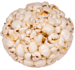 Popcorn ball