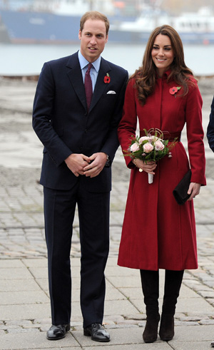 William and Kate's new palace digs