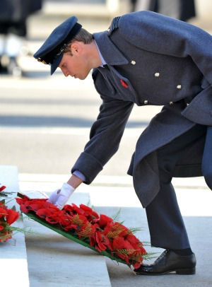 Prince William saves sailors
