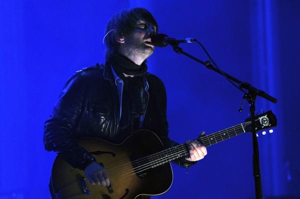 Radiohead 2012 Tour Dates