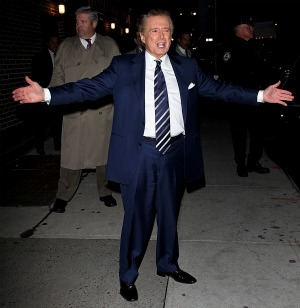 regis philbin signs off