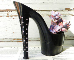 Repurposed High Heel