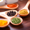 Salt-free seasonings as healthy substitution