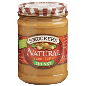 smuckers peanut butter natural chunky peanut butter recall