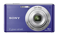 Sony Cyber-shot 14.1 MP digital camera