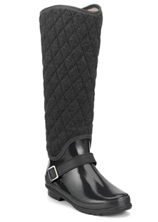 Our pick: Waterproof and lined black Sperry Top-Sider Hingham boots (sperrytopsider.com, $98)
