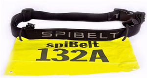 SpiBelt Race Number Belt ($12.95)