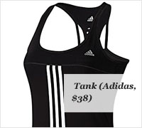 adidas tank