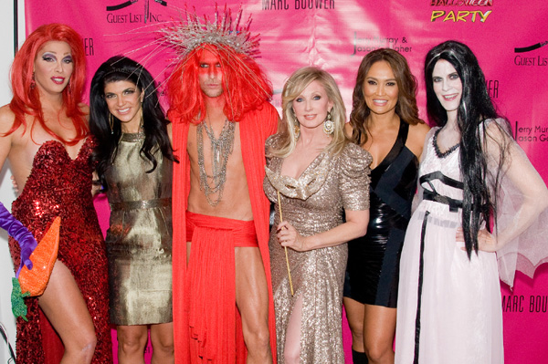 Celebrity Halloween costumes 2011