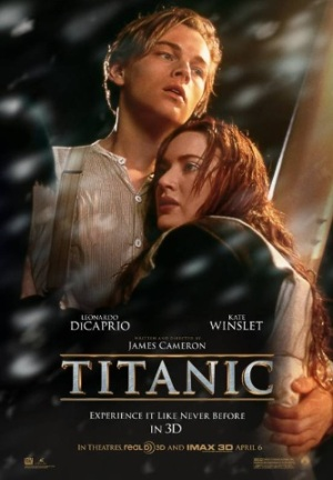 Never let go of Titanic