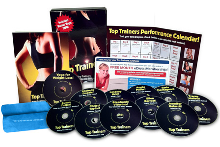 Top Trainer DVD