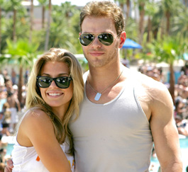 Kellan Lutz and AnnaLynne McCord