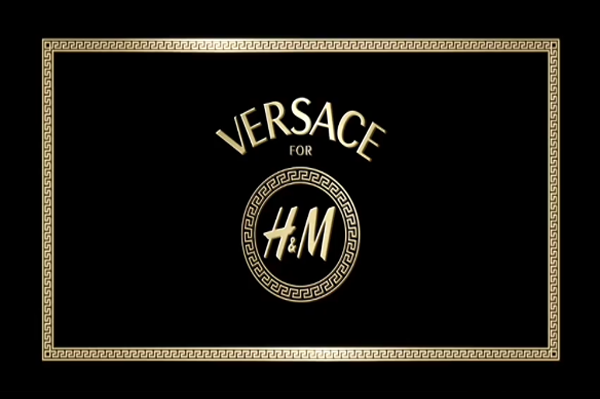 Versace for H&M is finally launching with some rules