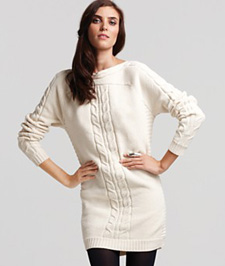 Aiko Chrissie sweater dress