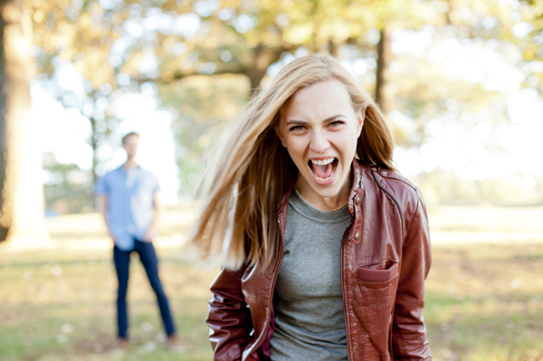 Anger linked to low serotonin levels