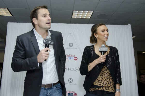 Bill Rancic Giuliana Rancic