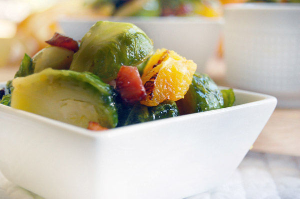 7-Minute side dishes that wow