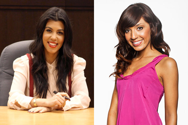 Farrah Abraham and Kourtney Kardashian spar on Twitter