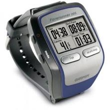 Forerunner GPS fitness monitor