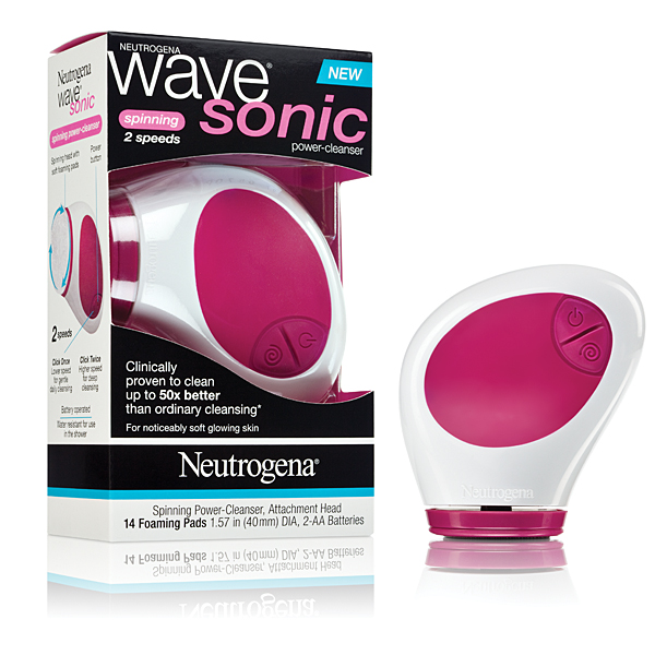 Wave Sonic 2-speed Spinning Power Cleaner